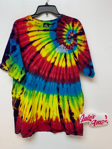 Rock & Roll Hall of Fame Tie Dye Tee