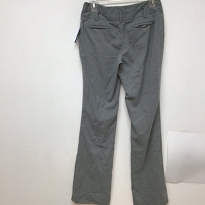 Mossimo stretch gray pants size 2