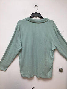 Alfani mint long sleeve top size XXL