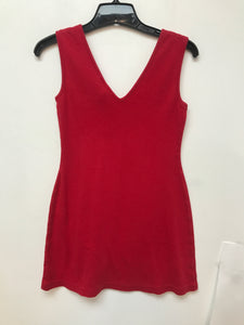 Women's Moda International Red Mini Dress