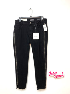 New* DL1961 DDENIM FLORENCE CROPPED MIDRISE INSTASCULPT SKINNY