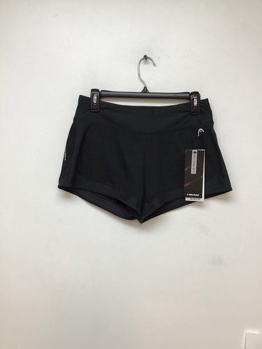 Head steadfast short black
