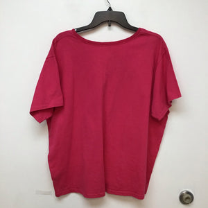 Unbranded hot pink shirt size 2X