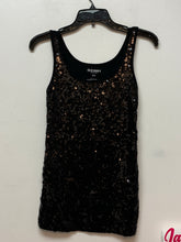 Old Navy Sequence Sleeveless Top - Black