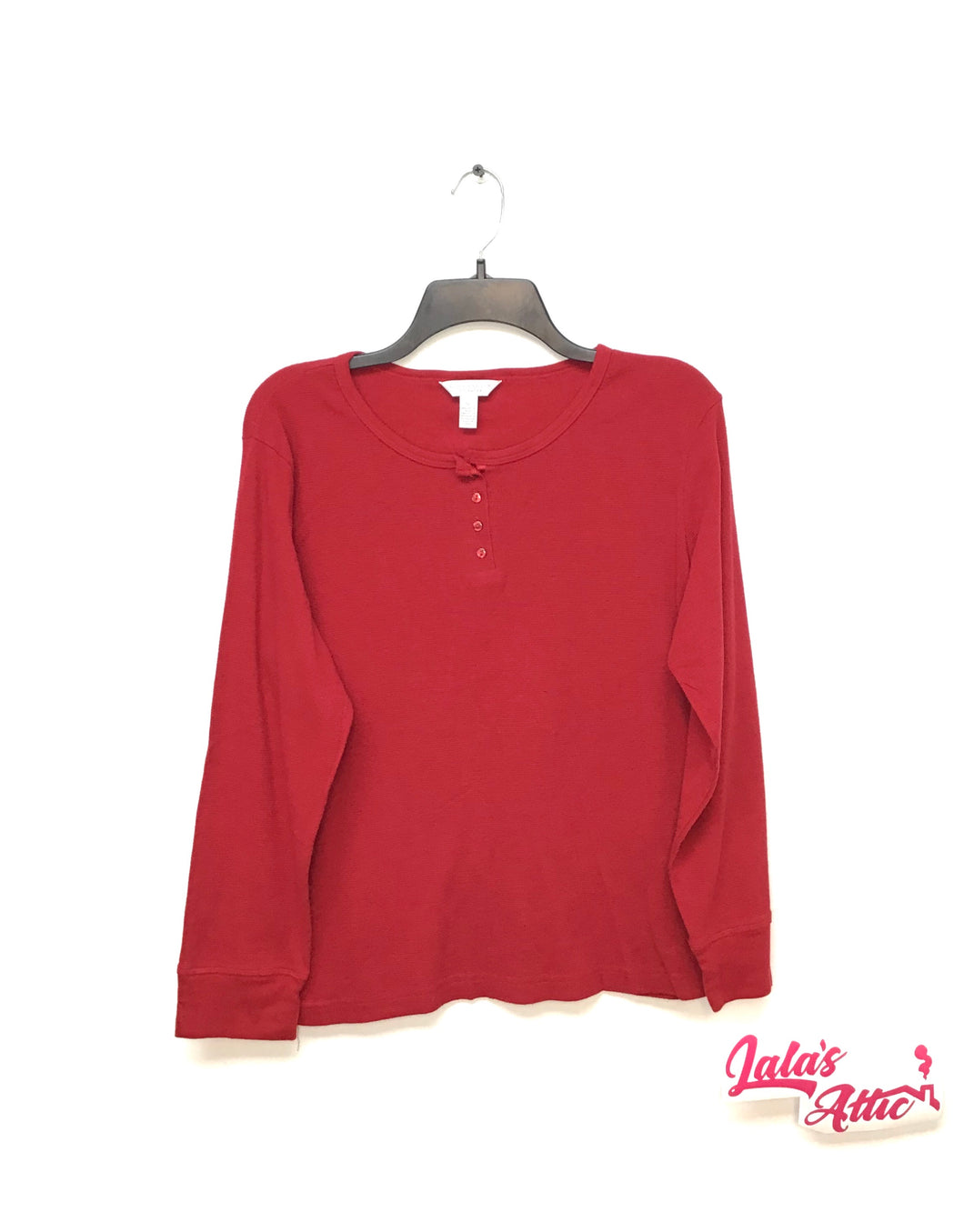 CHARTER CLUB INTIMATES LONG-SLEEVE