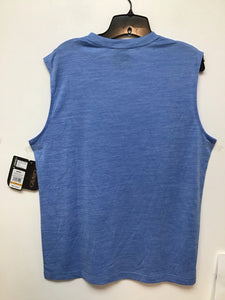 And 1 sleeveless muscle top placid blue heather
