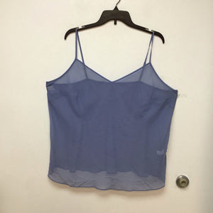 Unbranded light gray top size 2X