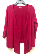 Basic Edition Cardigan - Fuschia