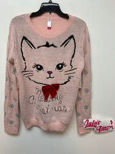 No Boundaries Cat Sweater