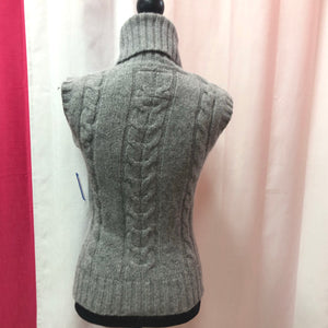 LOGG Turtle Neck Wool Top - Small