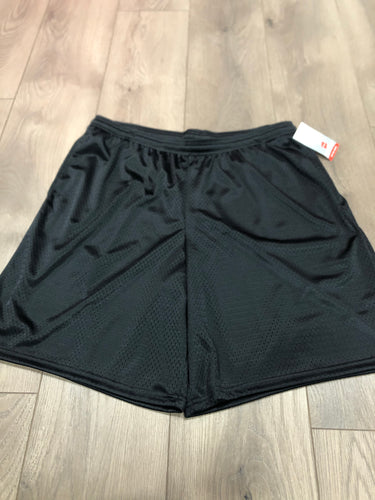Hanes Active Gear Men's Shorts - Black XL