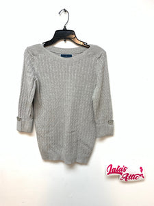 KAREN SCOTT WOMENS SWEATER