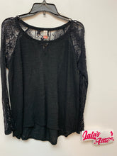 No Boundaries Black Top