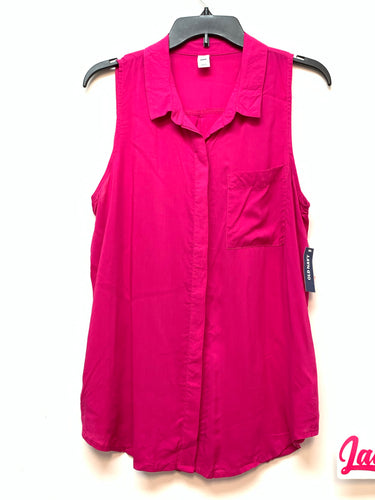Old Navy Sleeveless Top - Fuschia