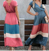 Multi Color Midi Dress