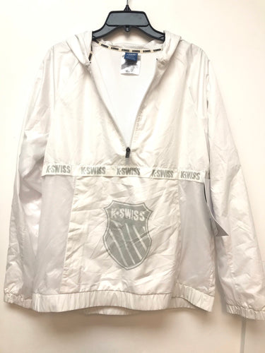 K Swiss Men Windbreaker Jacket