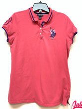 U.S Polo Short Sleeve - Pink