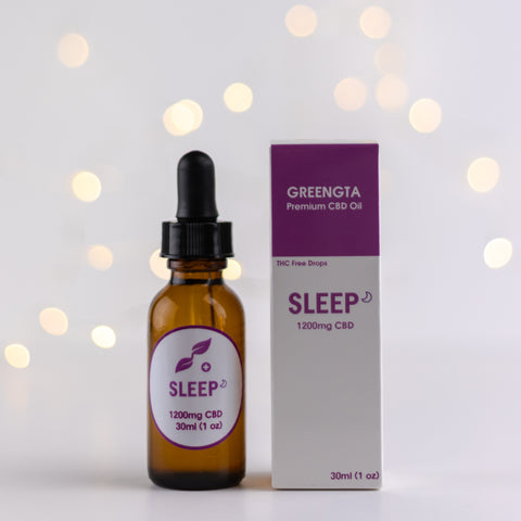 Sleep 1200mg Tincture - GreenGta
