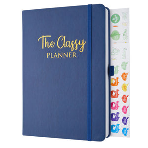 The Purple Classy Planner