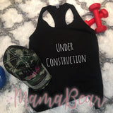 Ladies' Custom Racerback Tank