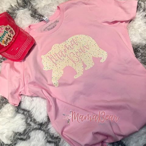 Ladies' Tee Mama 'Party' Bear