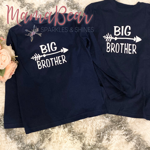 Custom~Designed~Big Brother T-Shirt