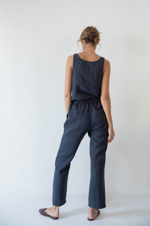 PANTS, MIDNIGHT BLUE