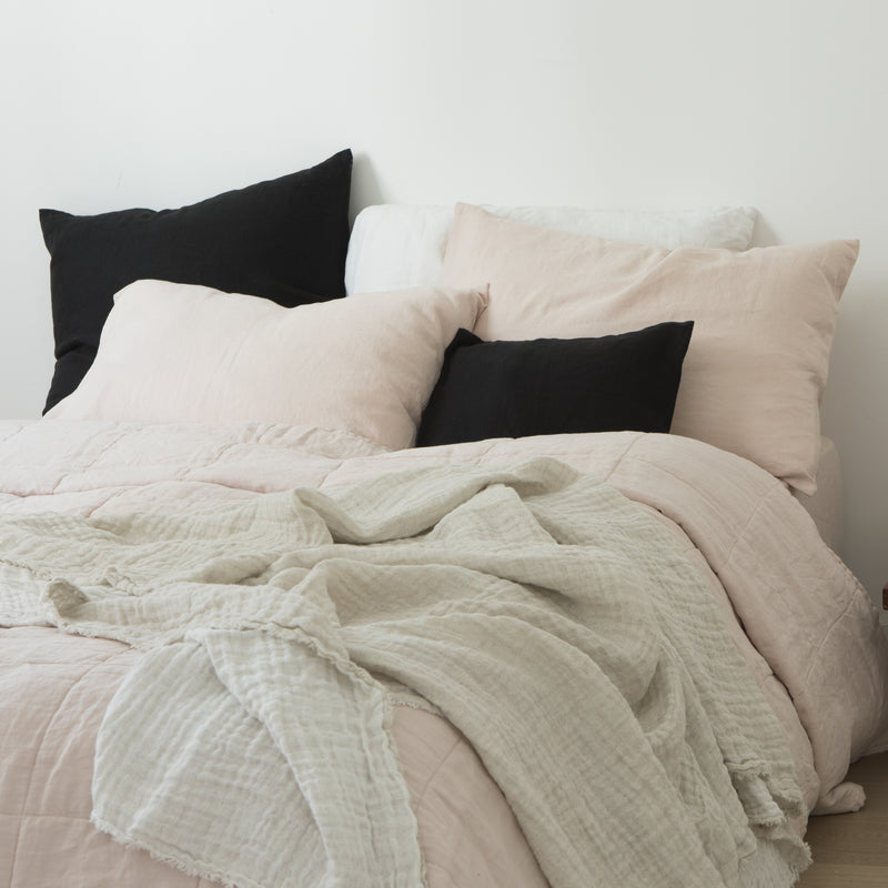 CLASSIC PILLOWCASES, POWDER