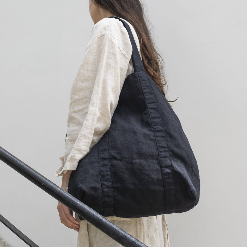 MARKET BAG, BLACK