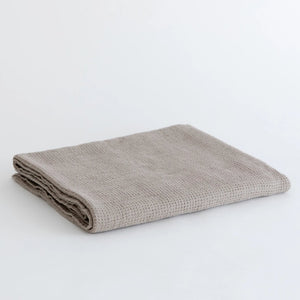SOLID PIQUE BODY TOWELS