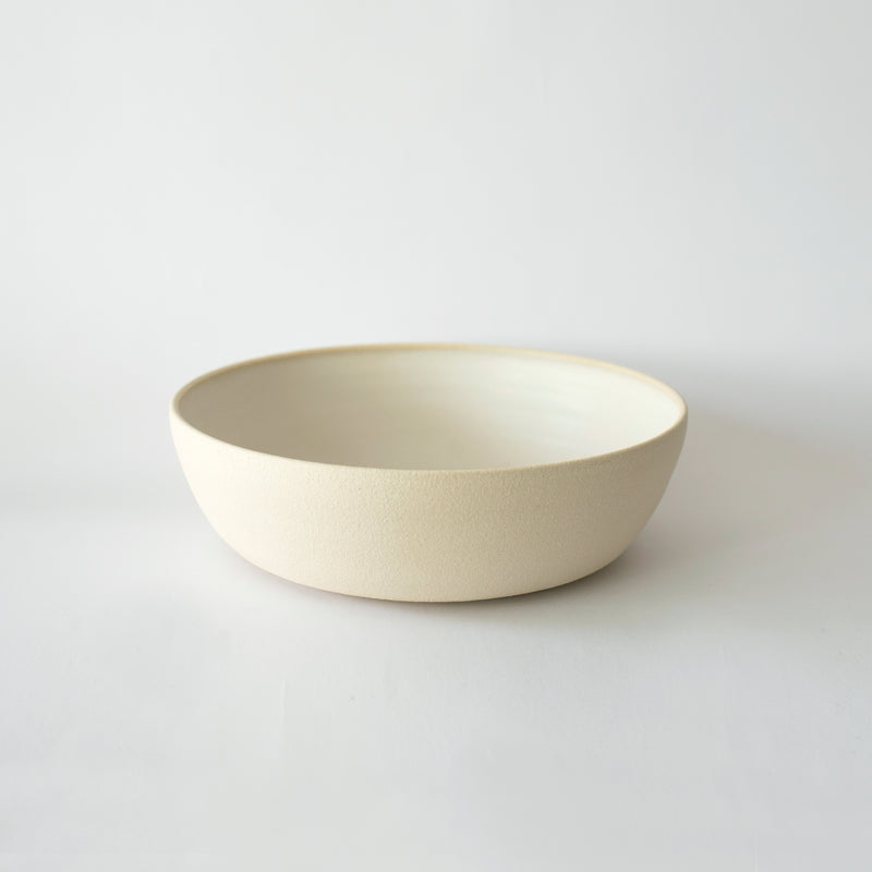 Bone Ceramic Bowl by Merav