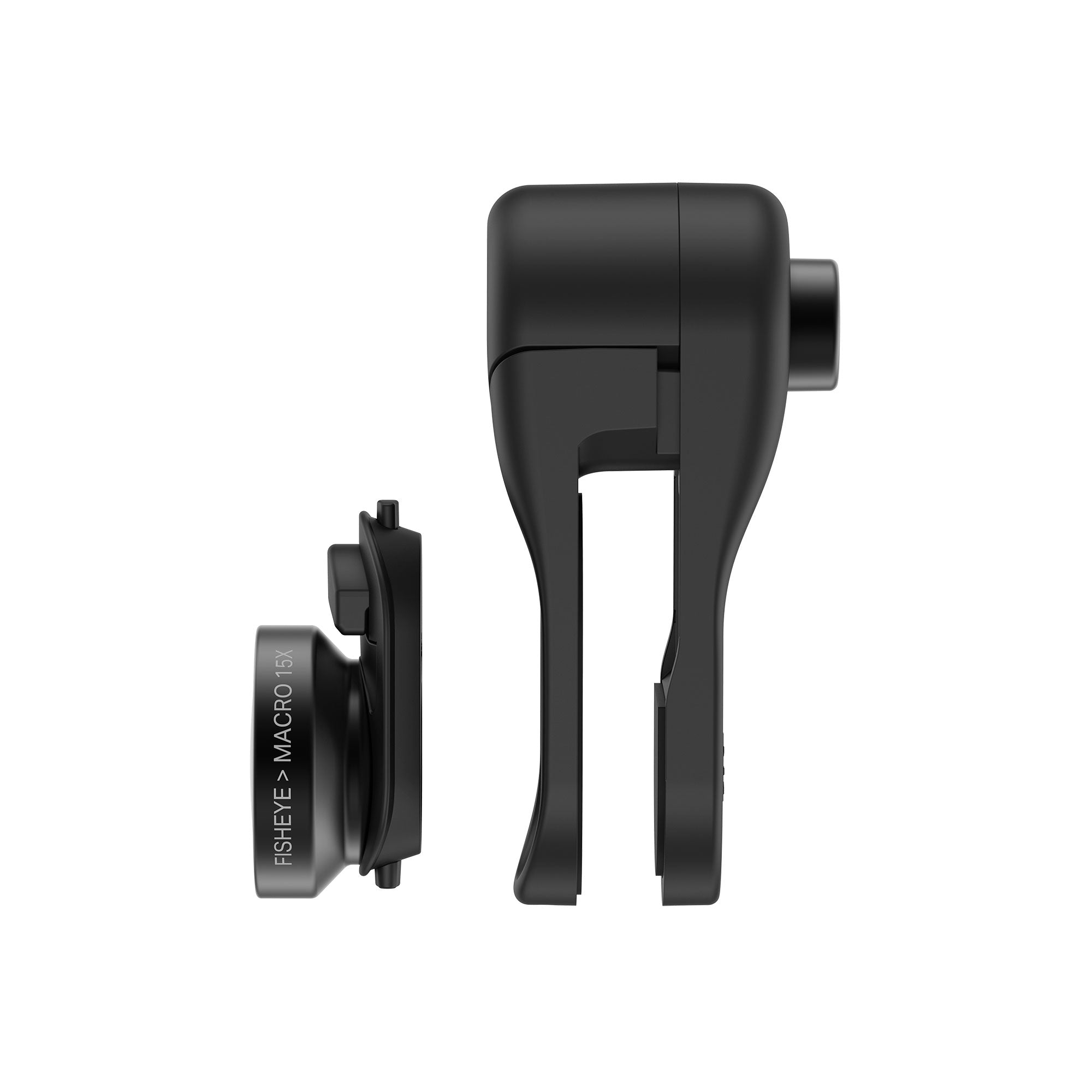 filmer 39 s kit for most devices olloclip. Black Bedroom Furniture Sets. Home Design Ideas