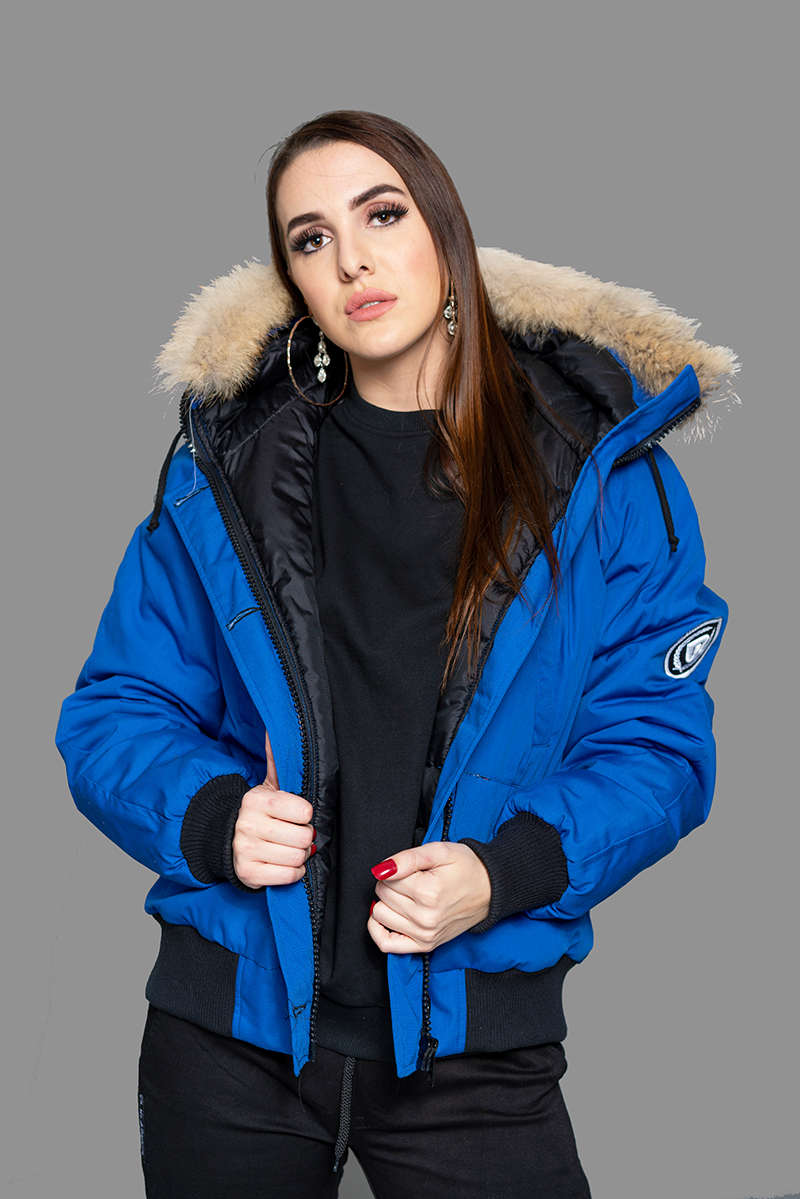 BLUE POLAR BOMBER