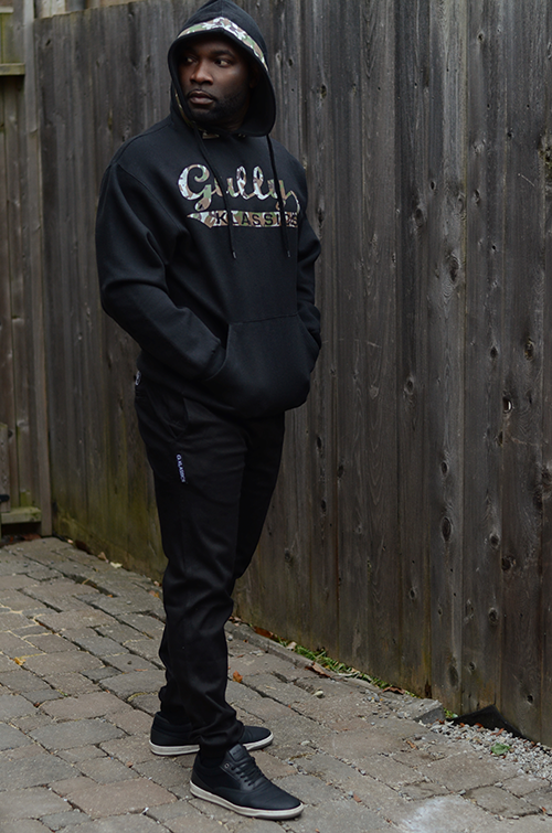 G.K. Militant Hoodie - Hoodies For Men