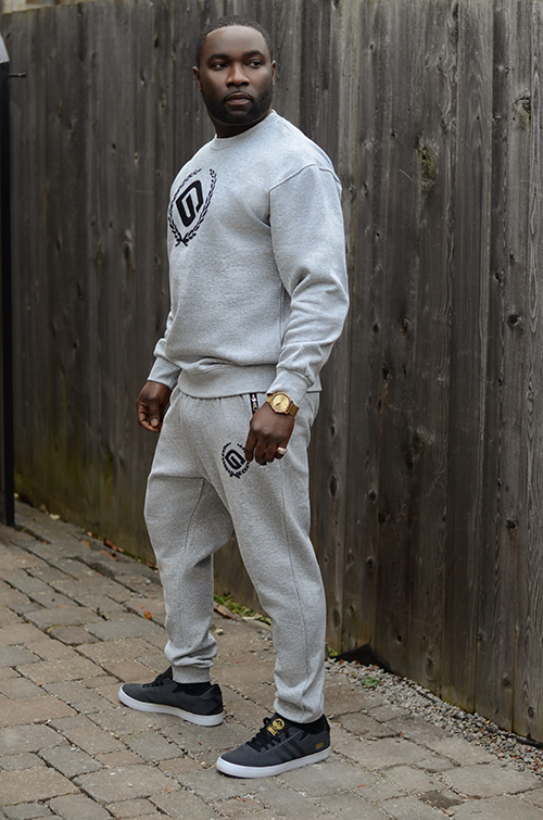 G.K. MOCKY TRACK SUIT - TRACK SUITS FOR MEN