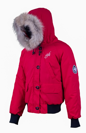 RED POLAR BOMBER