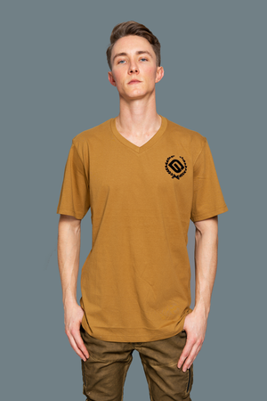 Mens Presidente TAN T-Shirt