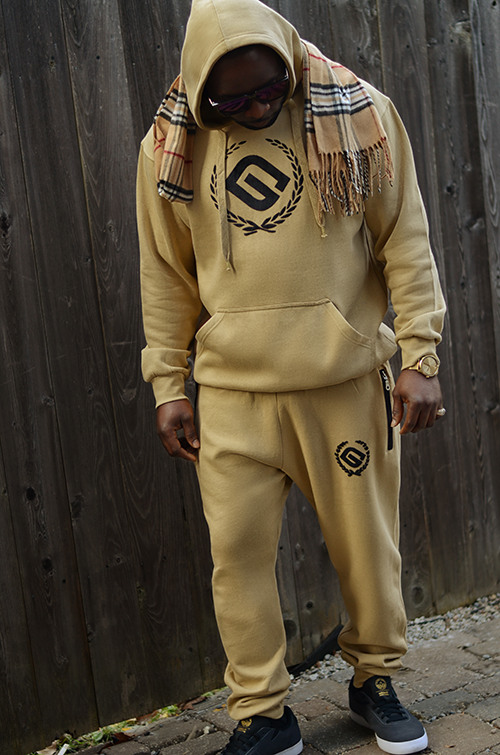 G.K. MOCKY TRACK SUIT -TRACK SUITS FOR MEN
