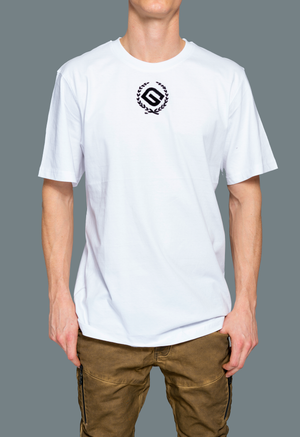G.K. CAVIAR MENS WHITE T-SHIRT