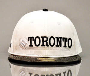 It is white Ghost Leather Toronto Maple Leafs Cap. Maple Leafs Cap is a stylish cap for men. It is a white leather cap also known as Toronto Raptors Cap and maple leafs hat