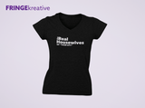 The Real Housewives of Custom V-neck T-shirt | Women's Apparel