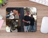 Mouse Pad, Personalized Gift Mouse Pad, Photo Mouse Pad