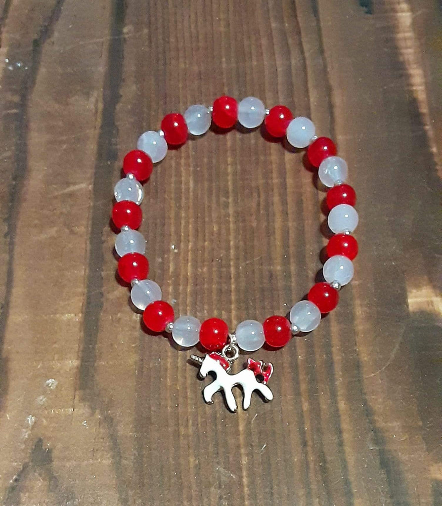 Elle Shanell Little Girls Unicorn Bracelet