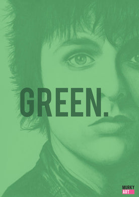 Green Day singer Billie Joe Armstrong