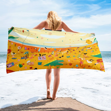 Load image into Gallery viewer, The Beach Towel