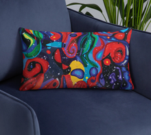 Load image into Gallery viewer, Starry Day Single-sided Cushion