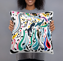 Load image into Gallery viewer, Flood of Love Double-sided Cushion