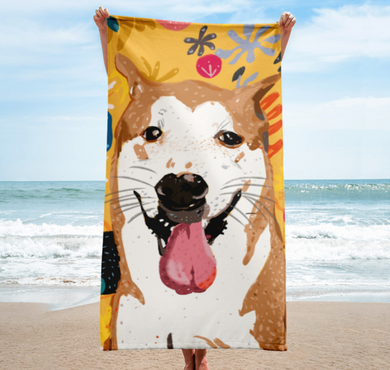 BB Doggie Towel
