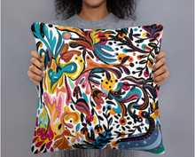 Load image into Gallery viewer, Summer Fruit White Double-sided Cushion