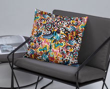 Load image into Gallery viewer, Summer Fruit Patterned White Single-sided Cushion